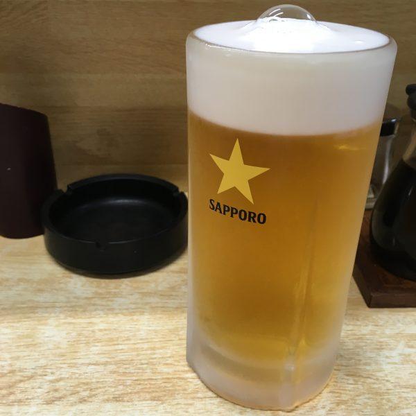 岩塚-久良四季-生ビール