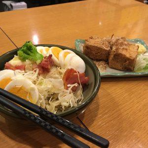 伏見-一軒め酒場-揚げ出し豆腐-0512
