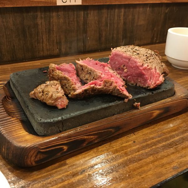 大須-やっぱりステーキ-ステーキ
