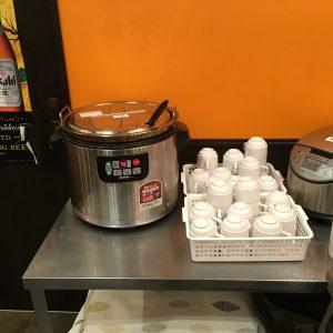 大須-やっぱりステーキ-スープ飲み放題