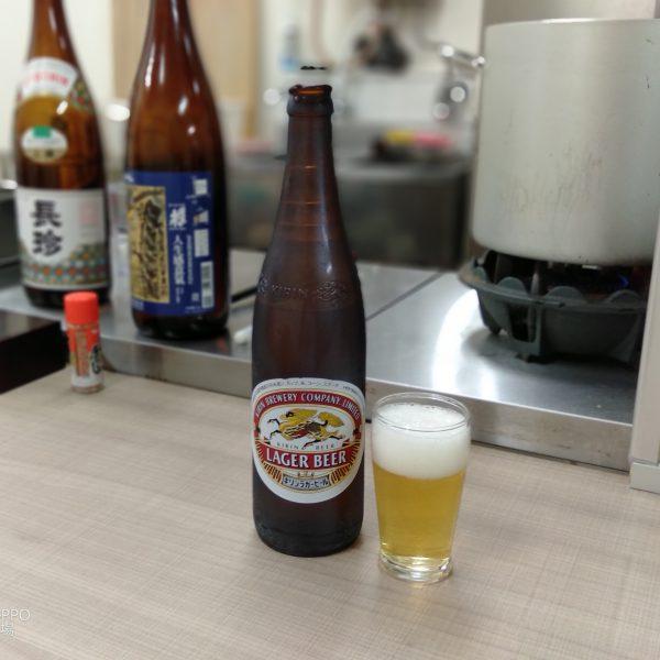 新瑞橋-石田屋-瓶ビール