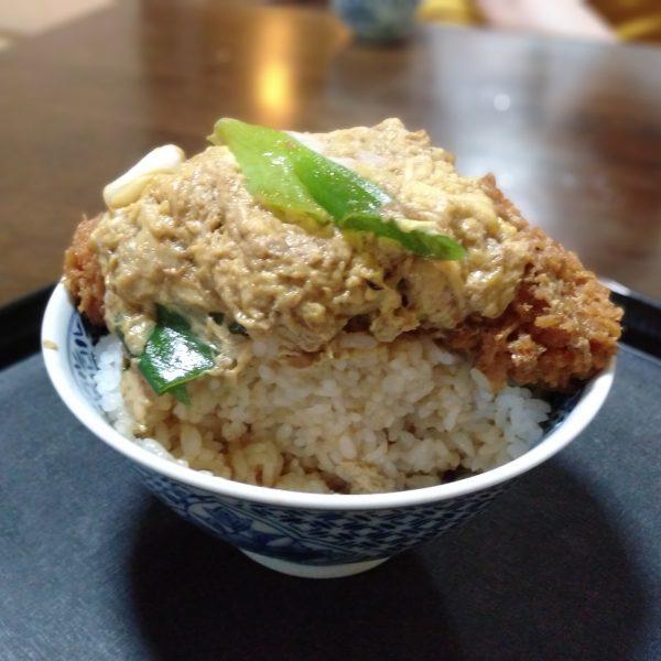 覚王山-玉屋-かつ丼3