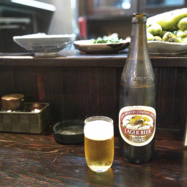 大須-大寿㐂-瓶ビール