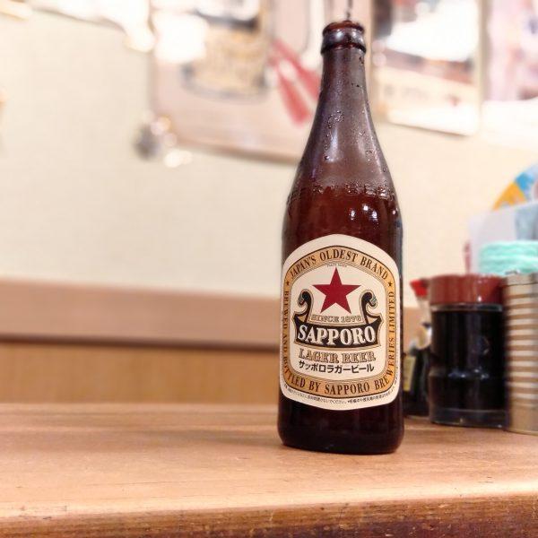 栄-酒津屋-瓶ビール