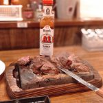大須-やっぱりステーキ-A1ソース