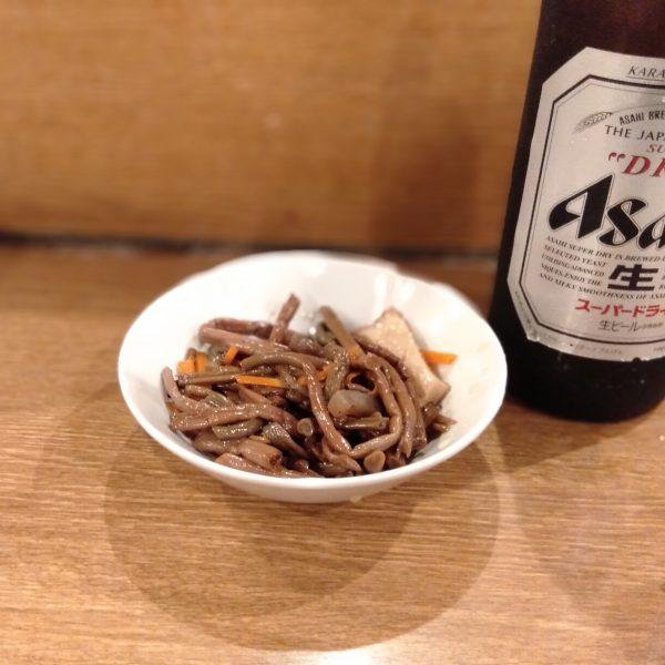 御徒町-たきおか3号店-ぜんまい煮