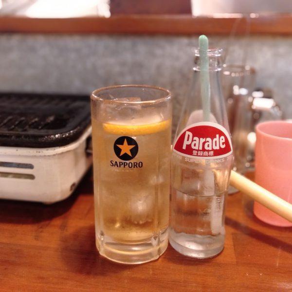 今池-かっぱの茶の間-元祖酎ハイ