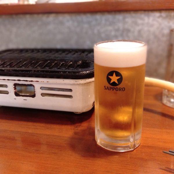 今池-かっぱの茶の間-生ビール