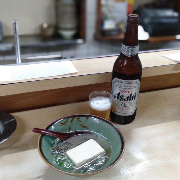 天満酒蔵-湯豆腐