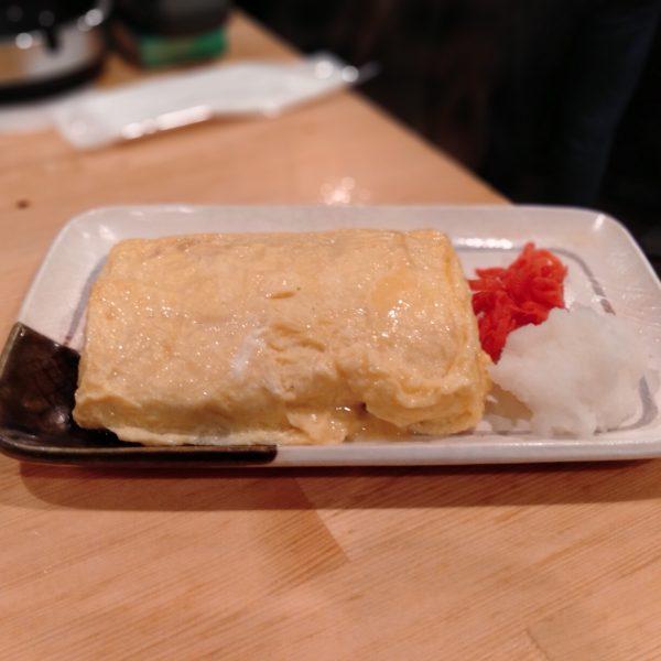 京都-いなせや-出汁巻き玉子