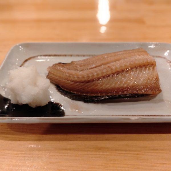 京都-いなせや-縞ホッケ焼き