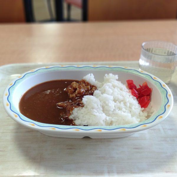 熱田-熱田区役所食堂-カレーライス