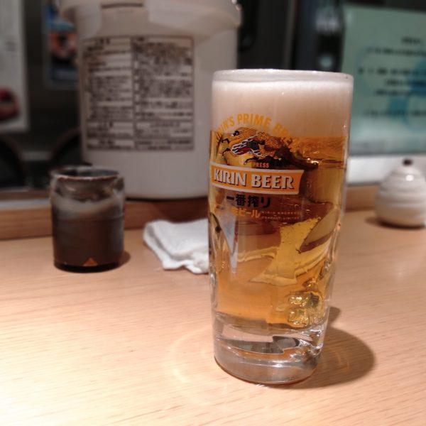 名駅-三重人-生ビール