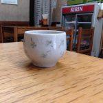 名城公園-平和園食堂-お茶