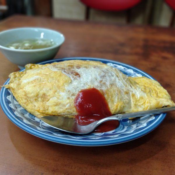 堀田-水星食堂-オムライス3