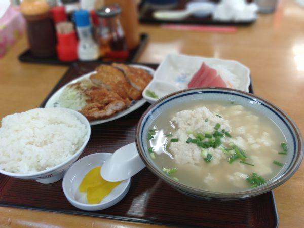那覇-あやぐ食堂-ゆし豆腐定食-0921
