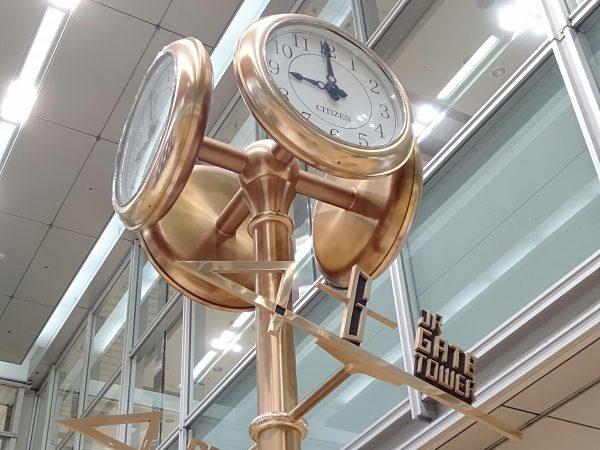 名古屋-名古屋駅-金時計-0109