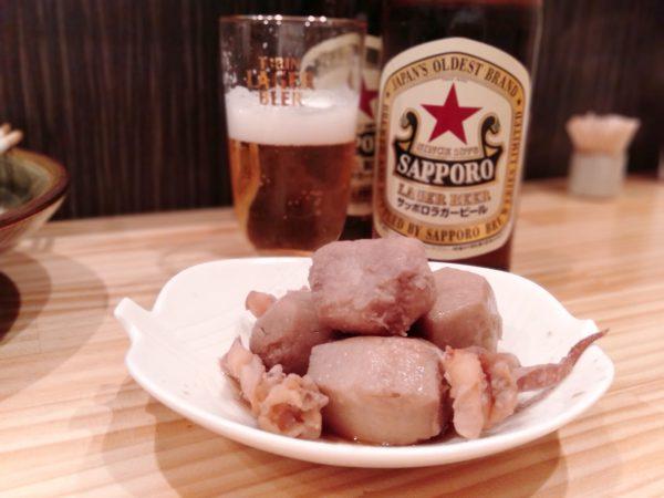 岩塚-三丁目酒場-煮物-0626
