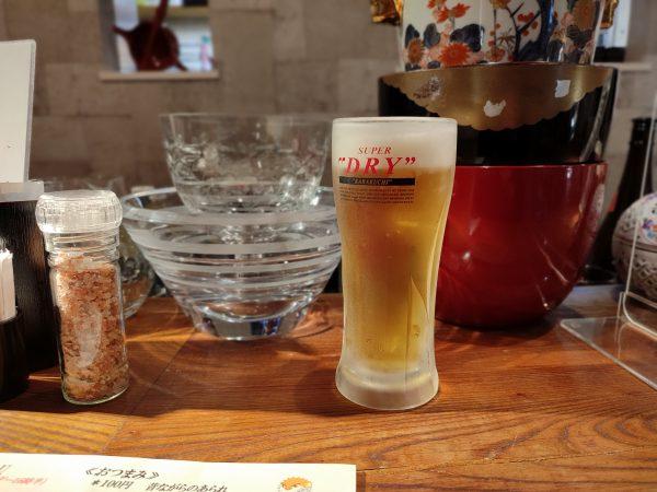 千種-ぴんころ-生ビール-0429
