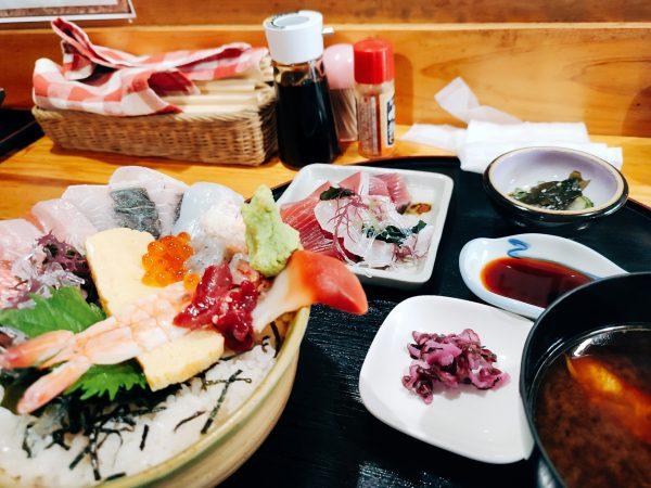 岡崎-平の屋-海鮮ちらし寿司5-0917
