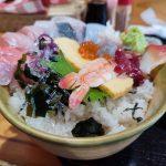岡崎-平の屋-海鮮ちらし寿司1-0917