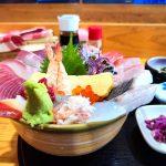 岡崎-平の屋-海鮮ちらし寿司3-0917